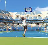 1st Person Tennis Simulator